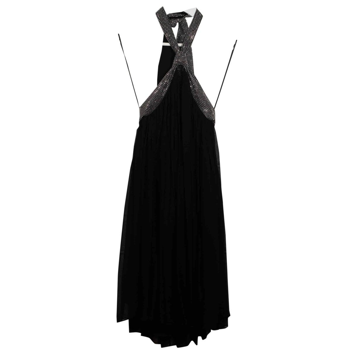 Mini vestido de Seda Ba&sh