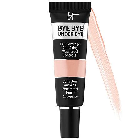 IT Cosmetics Bye Bye Under Eye Full Coverage Anti-Aging Waterproof Concealer, One Size , Beige