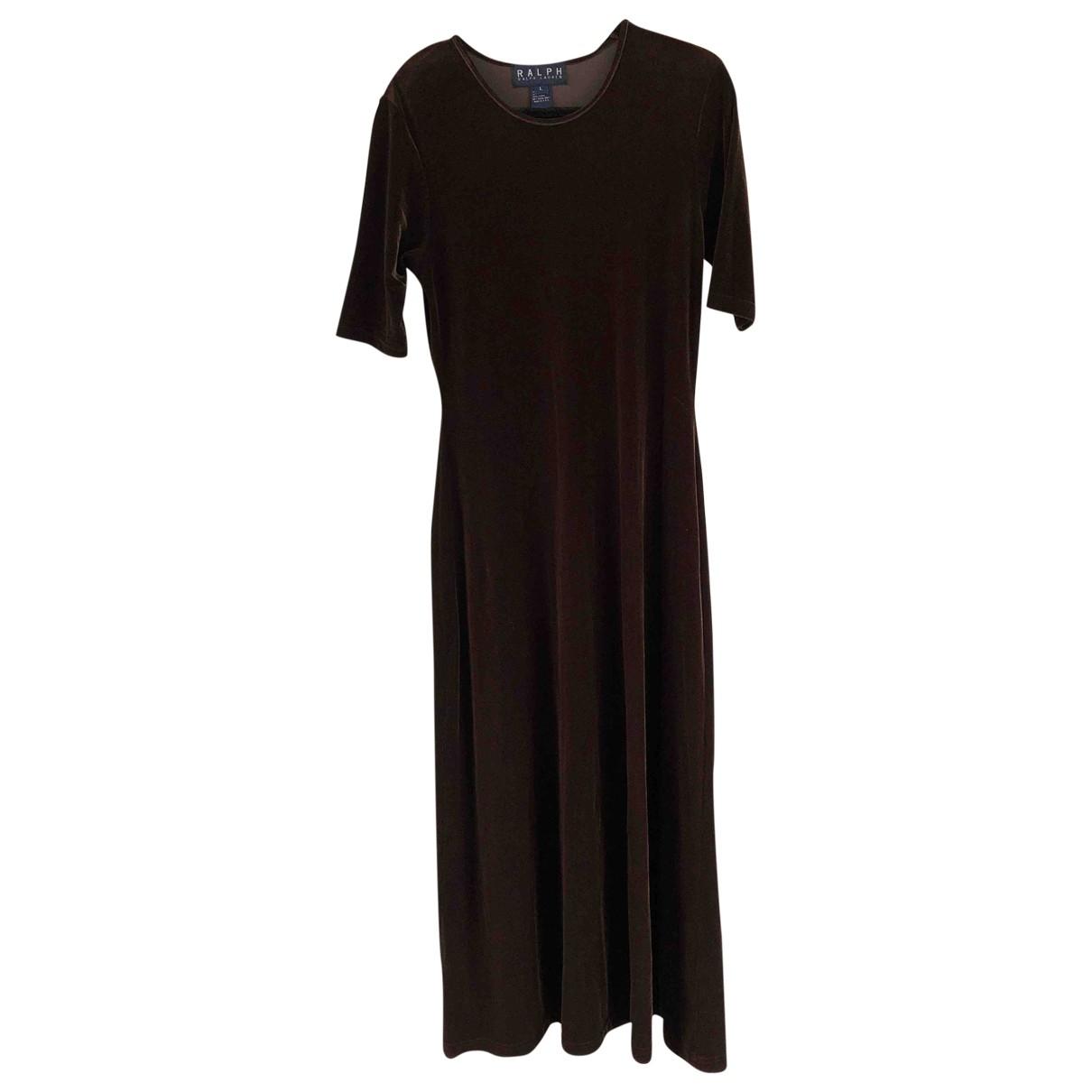 Ralph Lauren - Robe   pour femme - marron