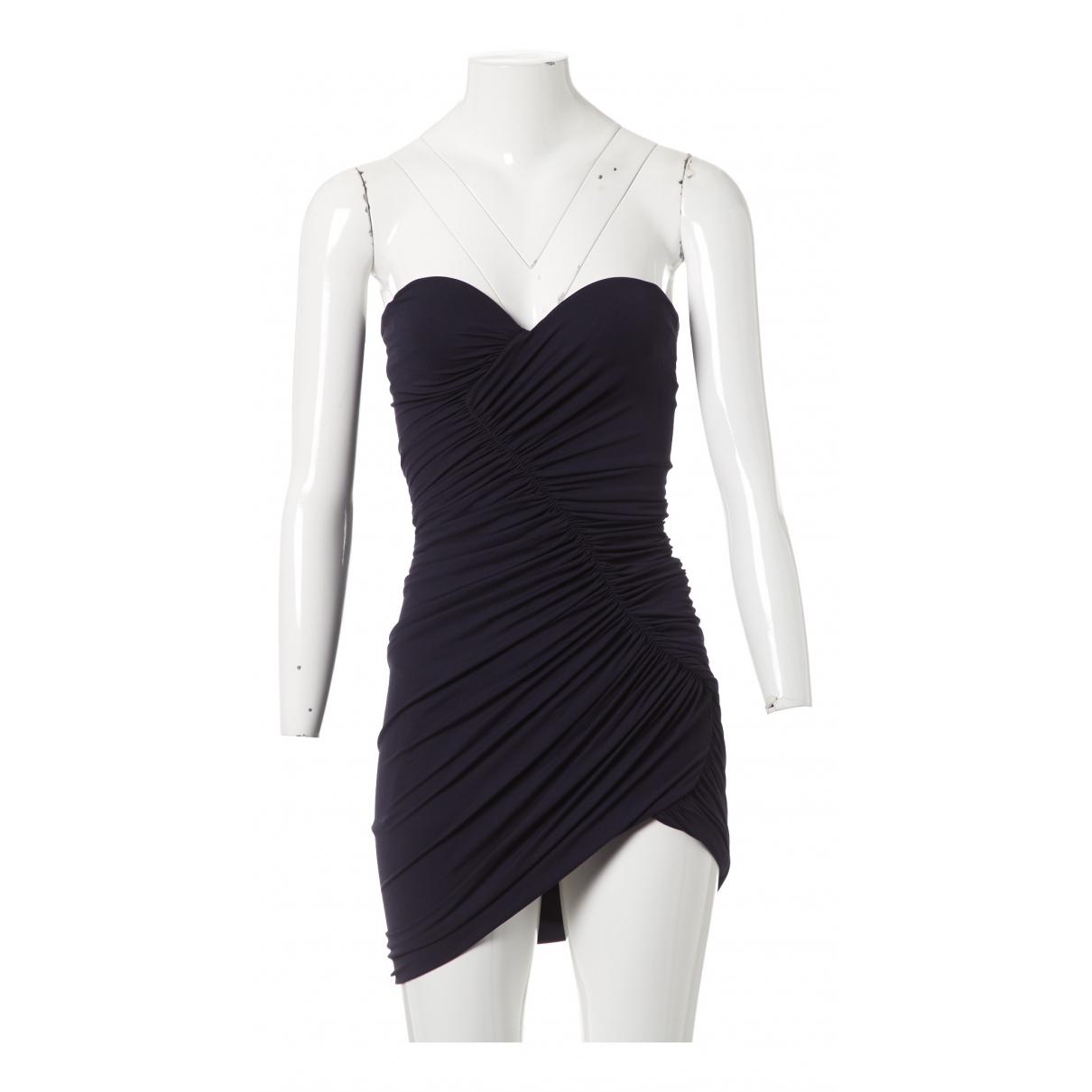 Mini vestido Alexandre Vauthier