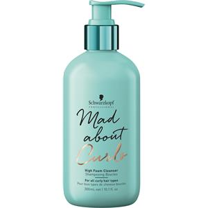 Schwarzkopf Professional Mad About Curls & Waves Mad About Curls High Foam Cleanser 300 ml