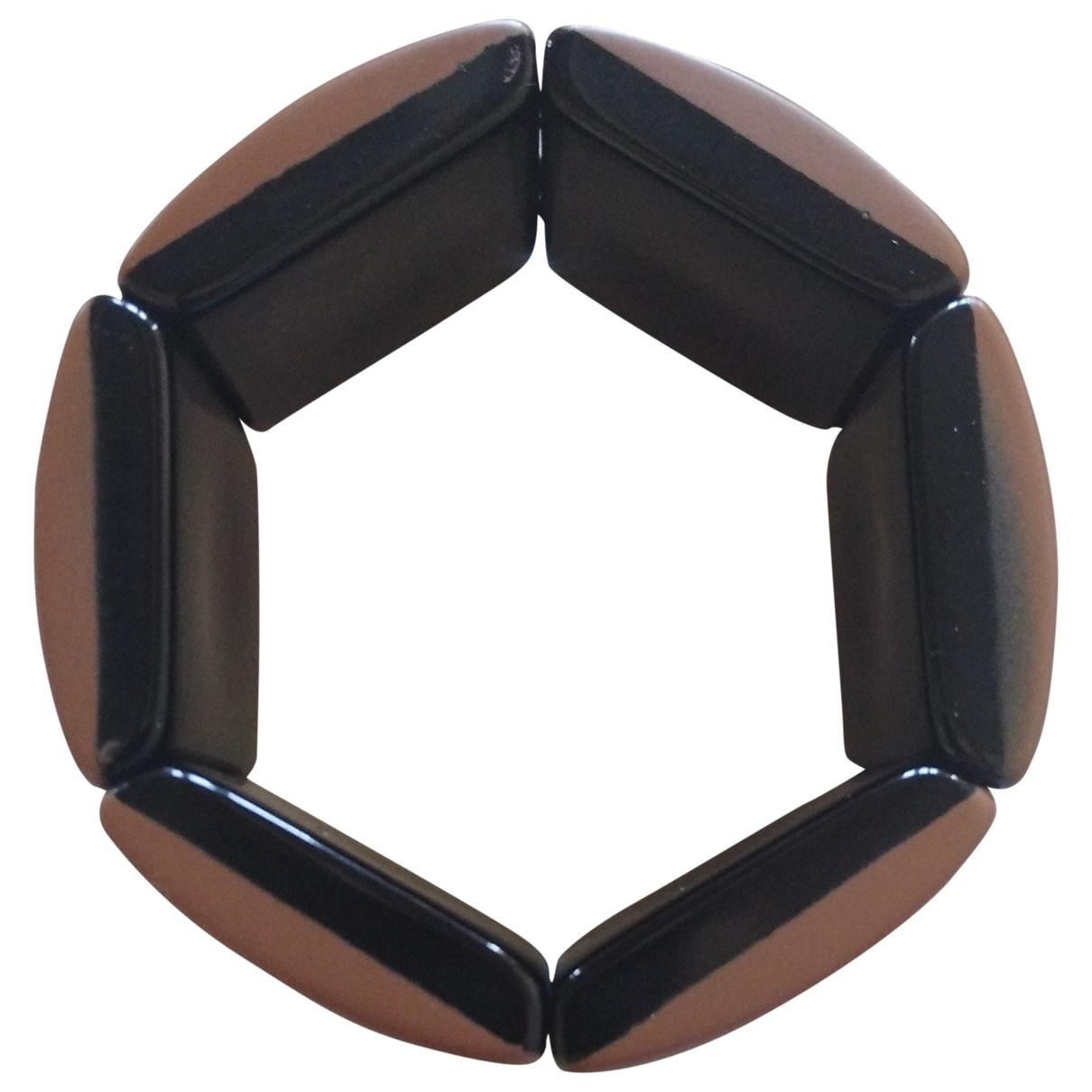 Cos - Bracelet   pour femme en metal - marron