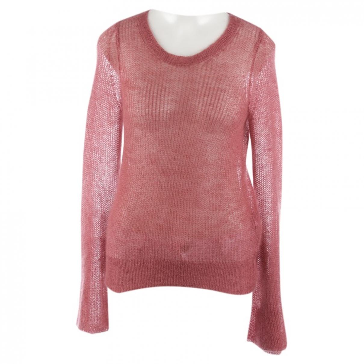 Dorothee Schumacher - Pull   pour femme en laine - rouge