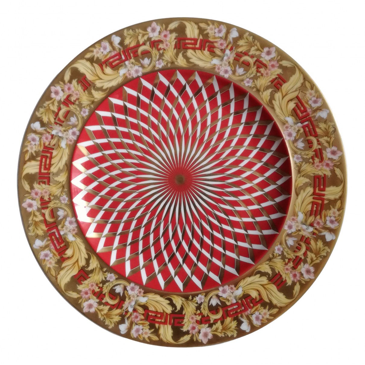 Platos de Ceramica Versace