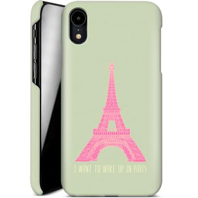 Apple iPhone XR Smartphone Huelle - Oui Oui von Bianca Green