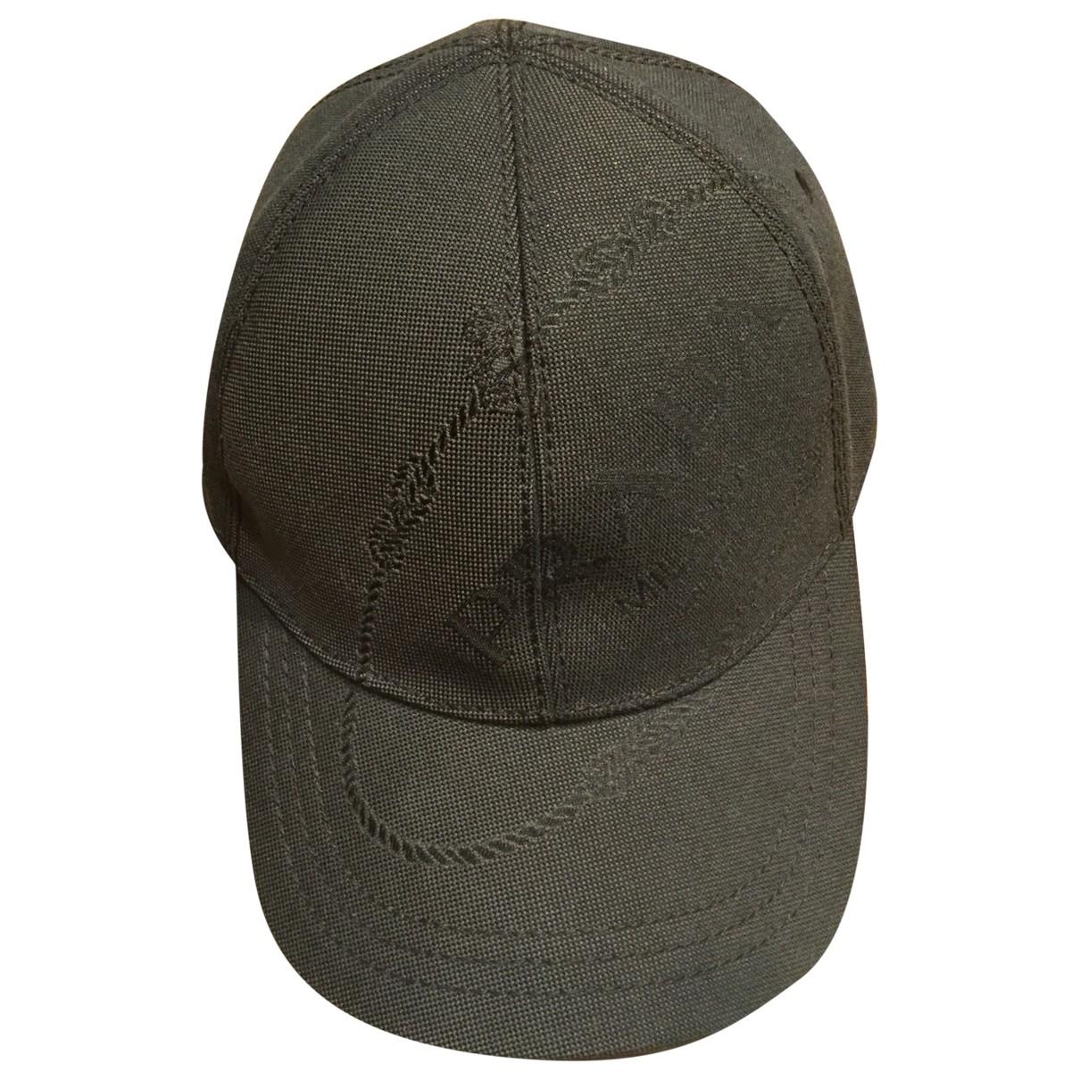 Gorra de Lona Prada
