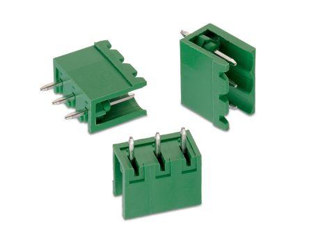 Wurth Elektronik , WR-TBL, 311, 18 Way, 1 Row, Vertical PCB Header (90)