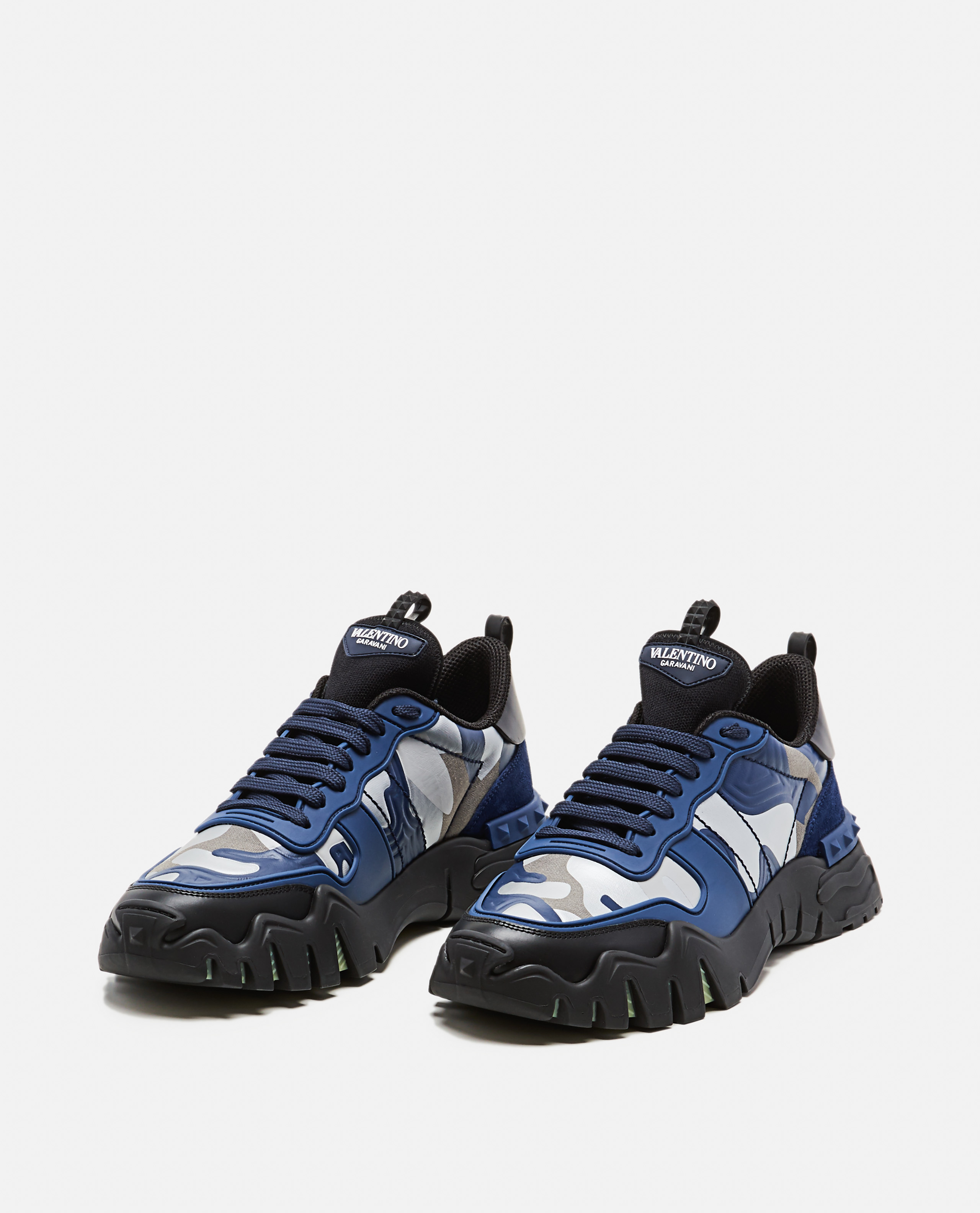 Rockrunner Plus Camouflage sneaker