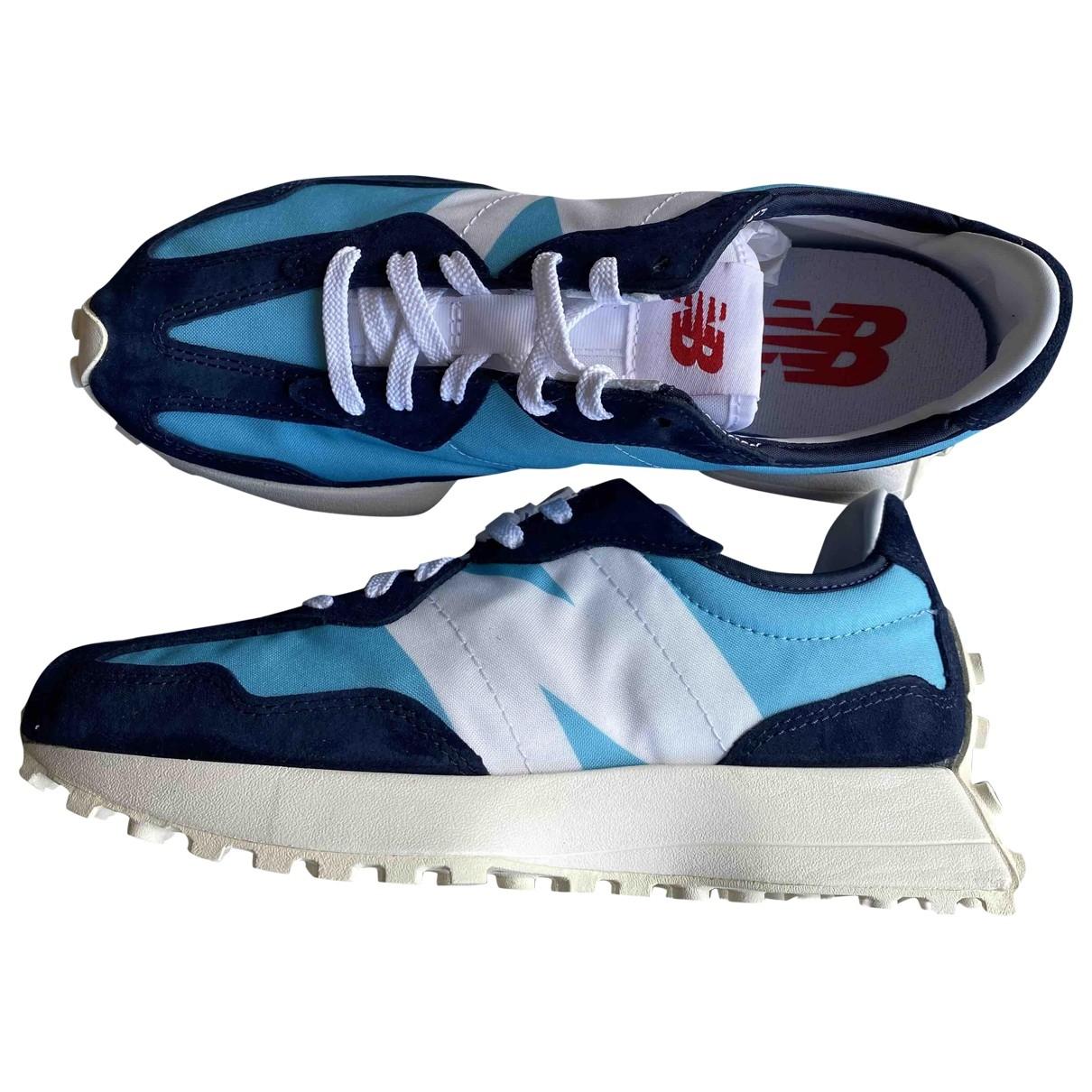 New Balance \N Sneakers in  Blau Polyester