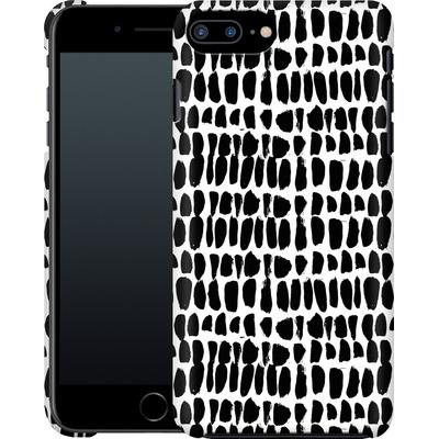 Apple iPhone 8 Plus Smartphone Huelle - Flecked von Jenna Kunnas