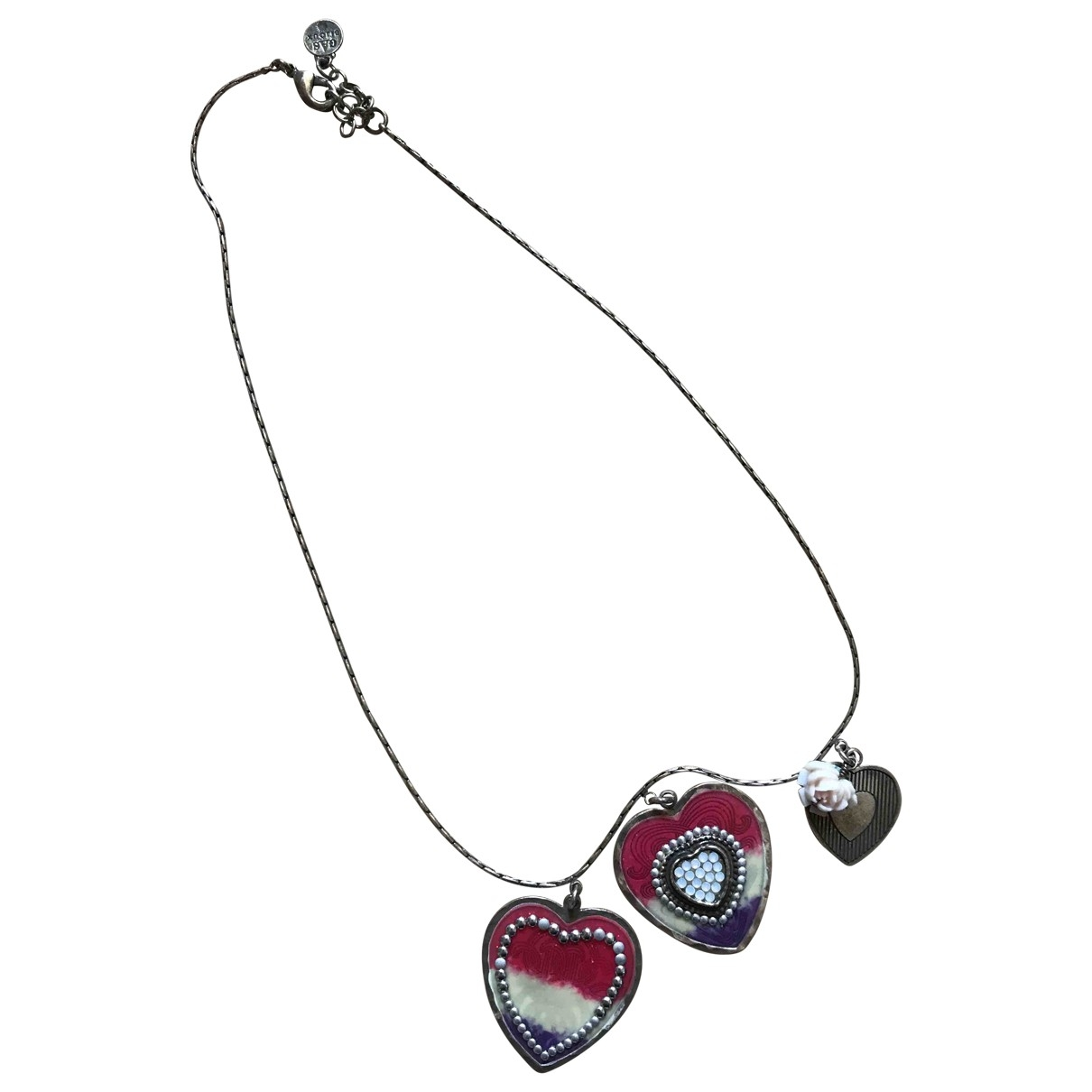 Gas \N Silver Silver necklace for Women \N