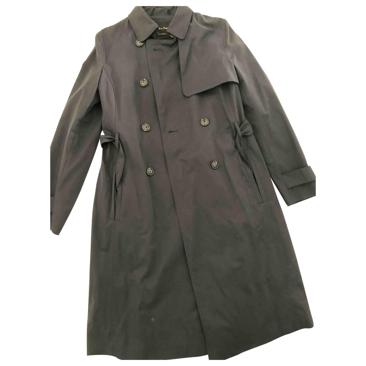 Massimo Dutti \N Navy coat for Women M International