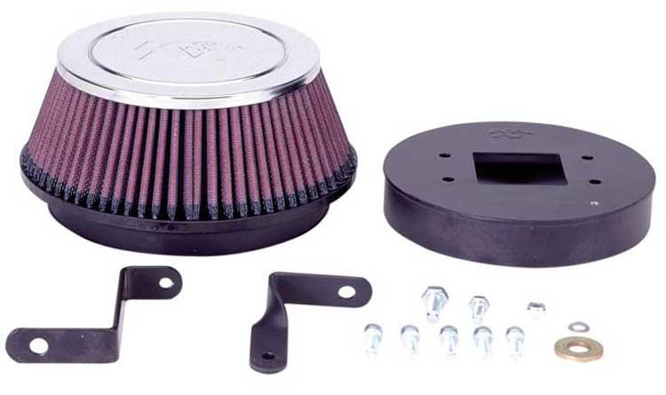K&N 57-2500 Performance Air Intake System Ford Escort 1992-1995 1.8L 4-Cyl