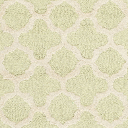 Safavieh Griselda Geometric Hand Tufted Wool Rug, One Size , Green