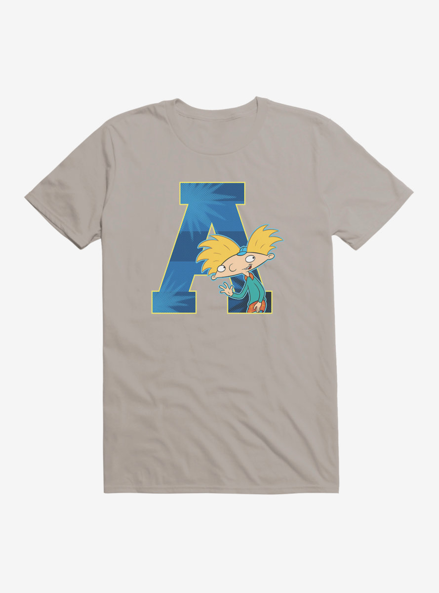 Hey Arnold! A For Arnold T-Shirt