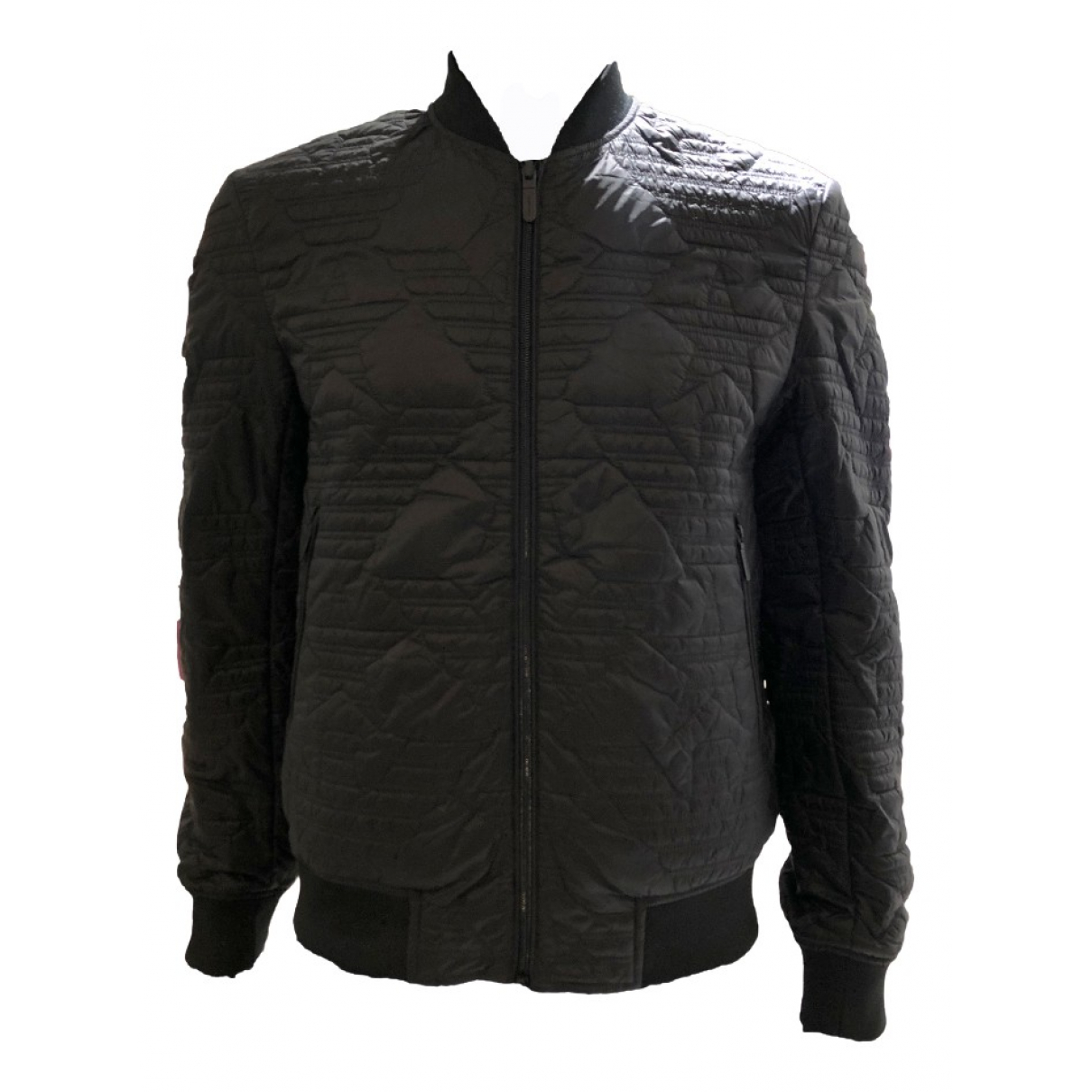 Emporio Armani N Black jacket  for Men 50 IT
