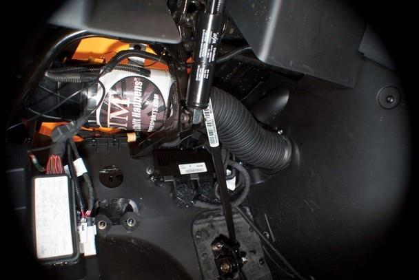 STM Powersports 308 MCC CVT Housing Blower Can-Am Maverick