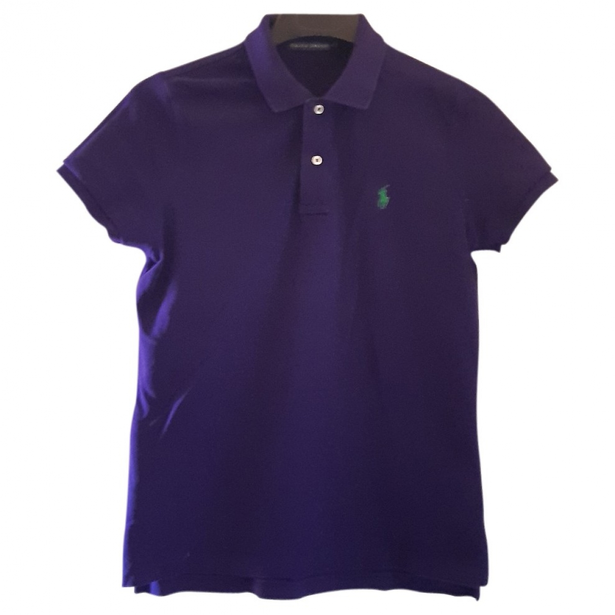 Ralph Lauren \N Purple Cotton  top for Women L International