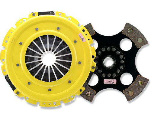 ACT BM8-HDR4 HD|Race Rigid 4 Pad Clutch Kit BMW 535I 3.0L 08-10