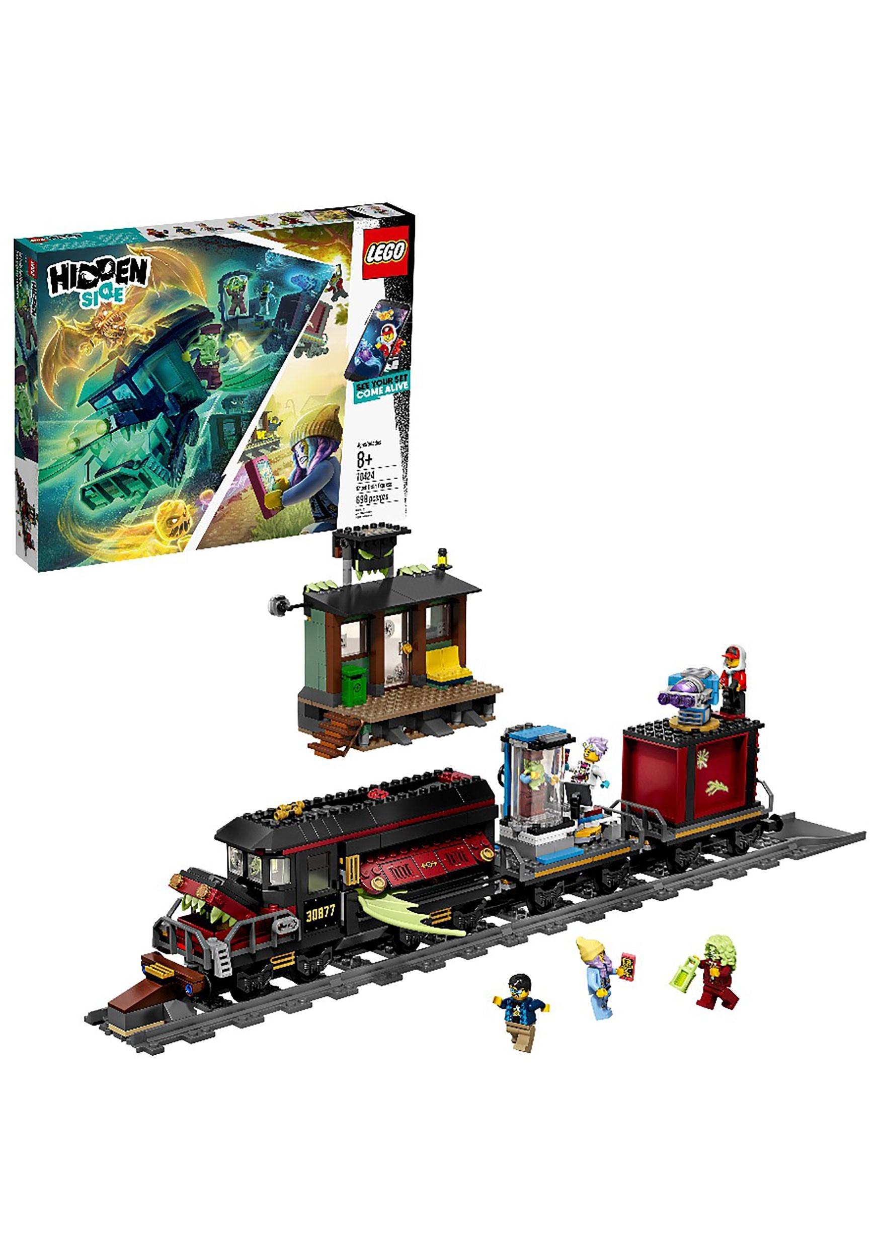 Hidden Side Ghost Train Express LEGO Set