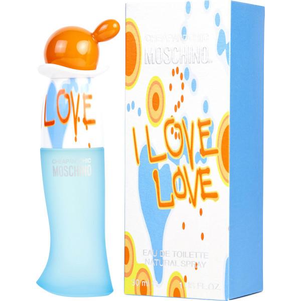 I Love Love - Moschino Eau de Toilette Spray 30 ML