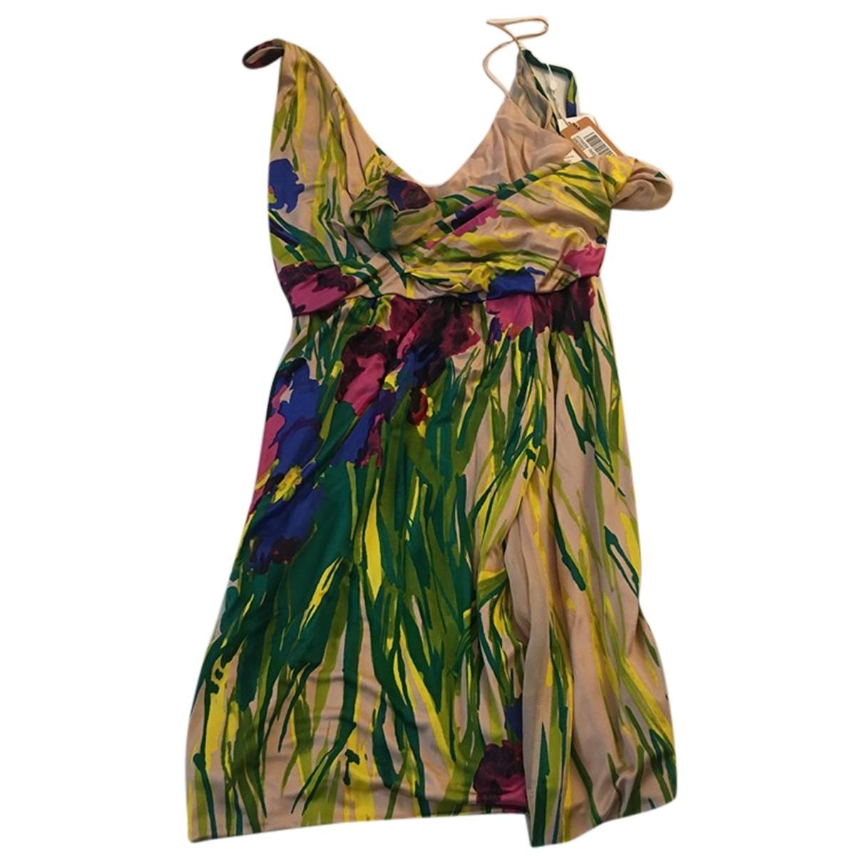 Blumarine \N Silk dress for Women 42 IT