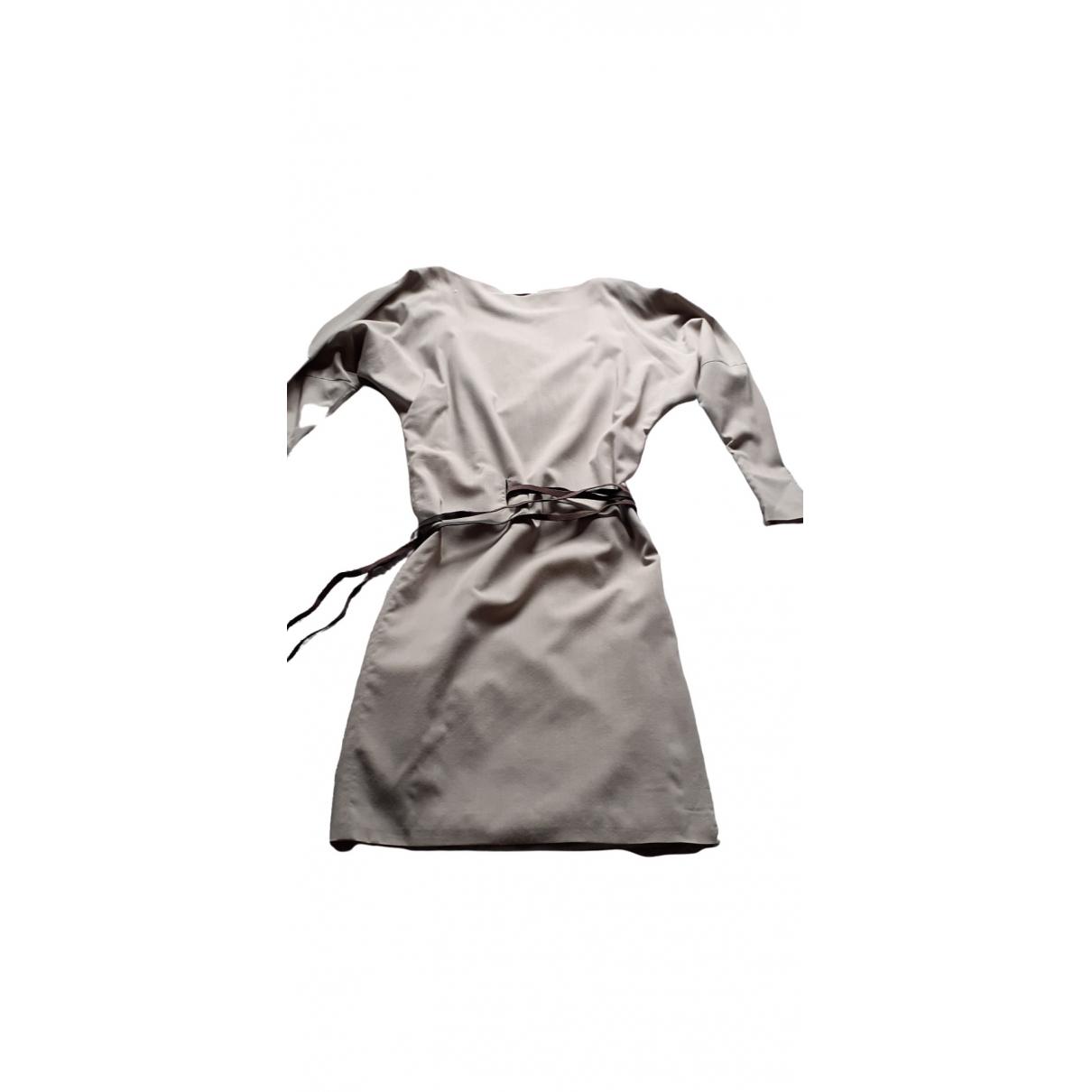 Vestido midi de Lana Guy Laroche