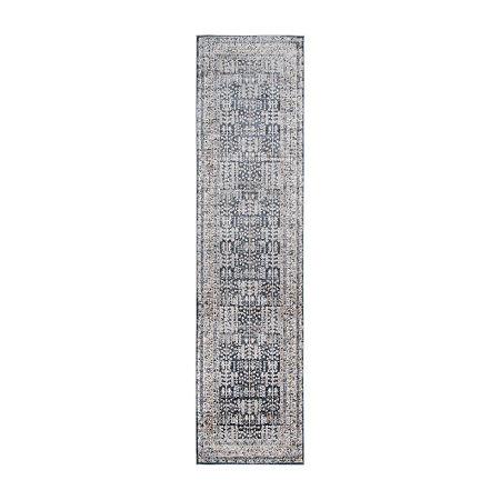 Belmont 2 Rectangular Indoor Rugs, One Size , Black