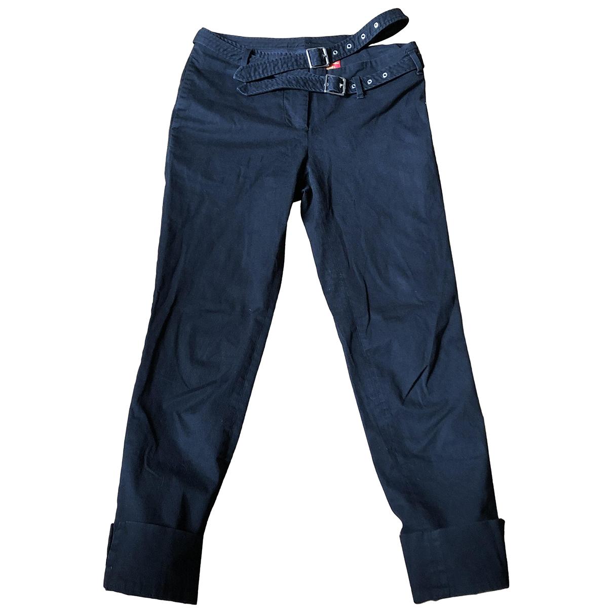 Pantalon recto Vivienne Westwood