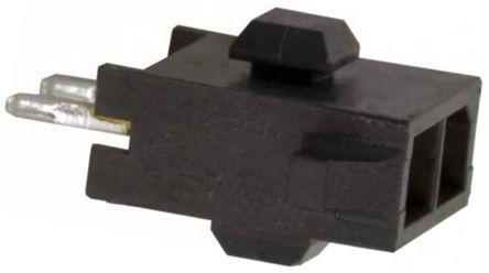 TE Connectivity , Micro MATE-N-LOK, 2 Way, Straight PCB Header (10)