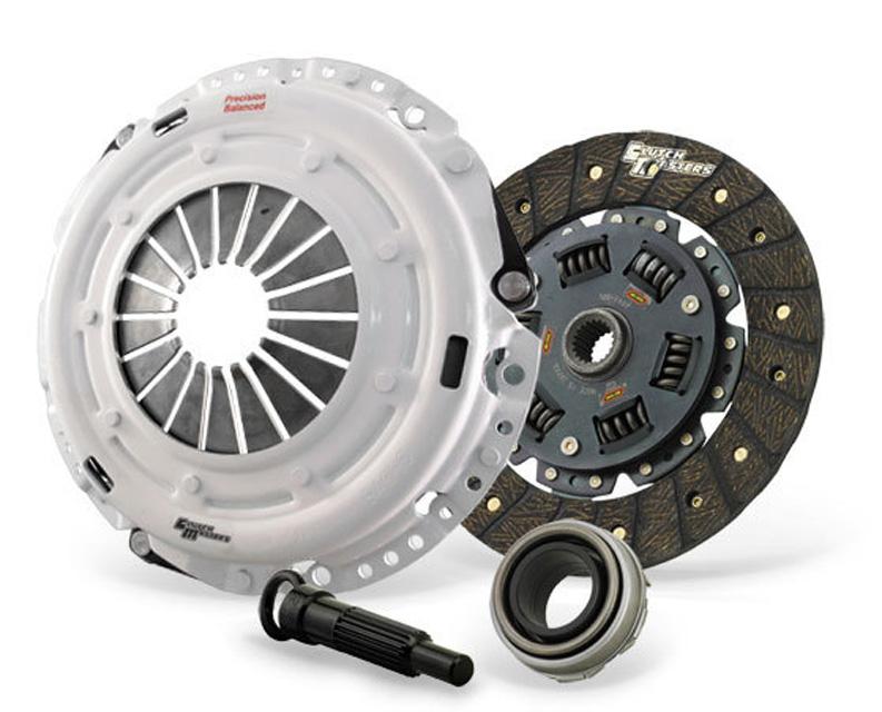 Clutch Masters 05090-HD00-X FX100 Single Clutch Kit Dodge Caliber SRT-4 2.4L SRT-4 Turbo 6speed 08-09
