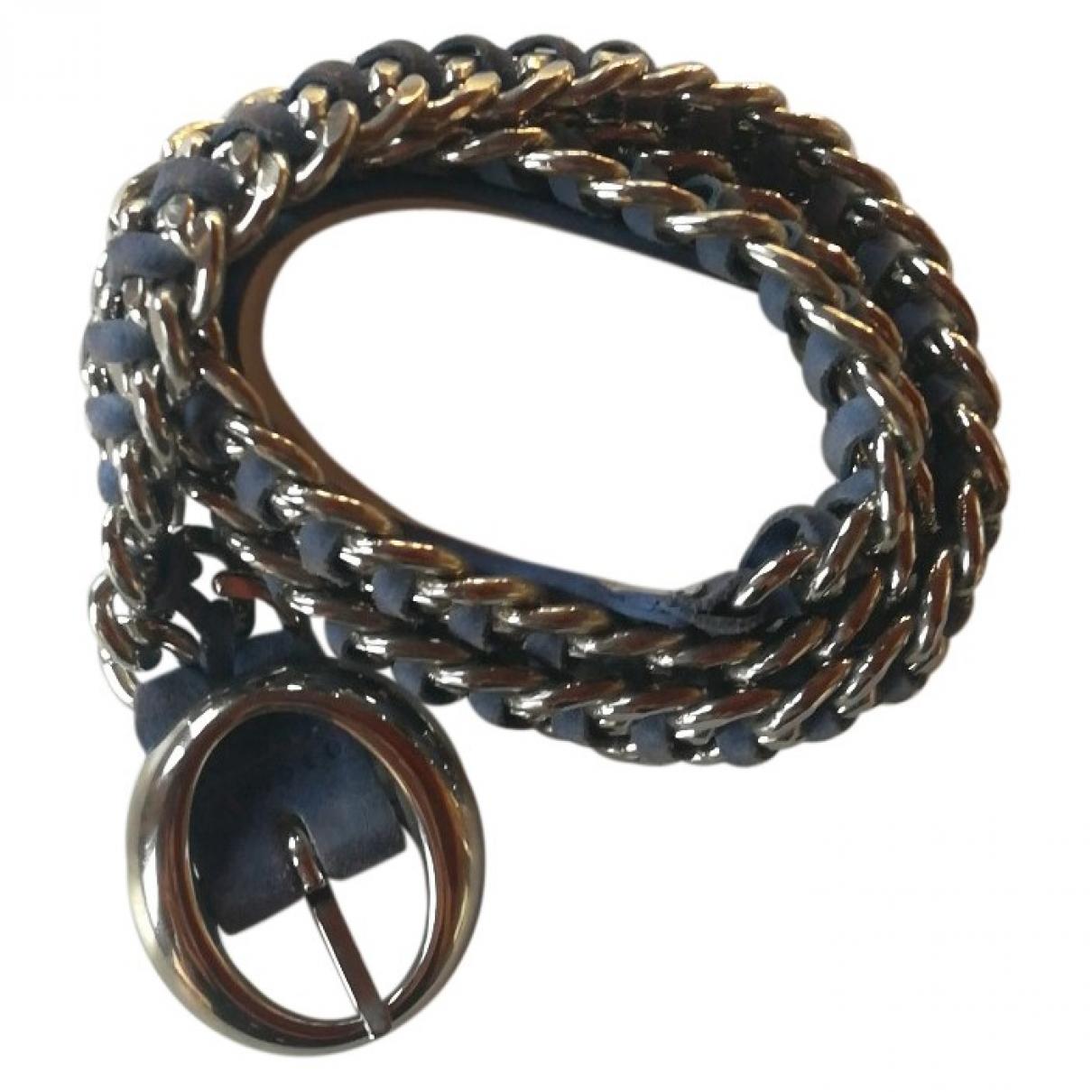 Orciani \N Leather belt for Women M International