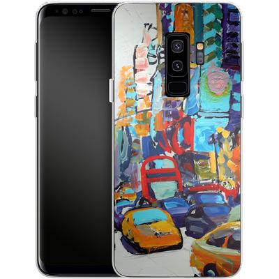 Samsung Galaxy S9 Plus Silikon Handyhuelle - Busboys Lament von Tom Christopher