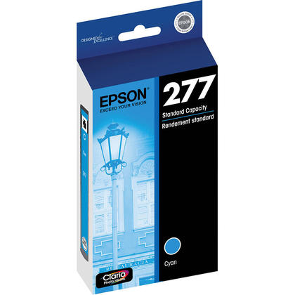 Epson T277220 Original Cyan Ink Cartridge