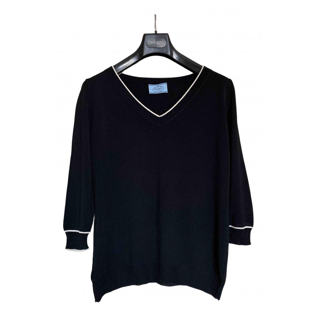 Prada \N Black Knitwear for Women 42 IT