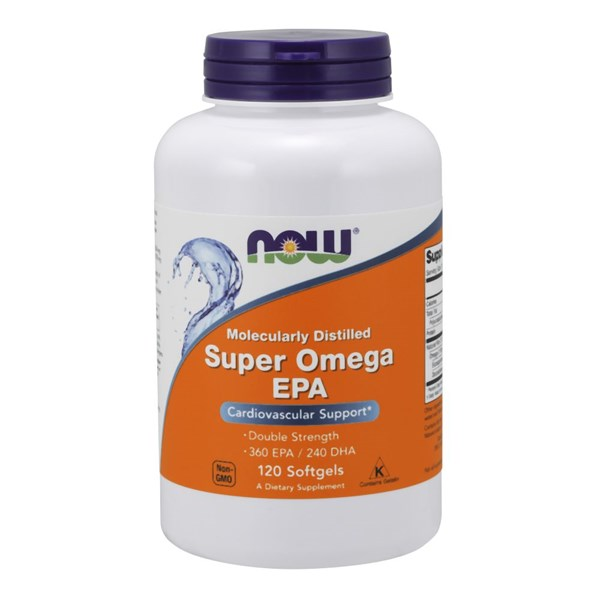 Super Omega EPA 120 Softgels by Now Foods