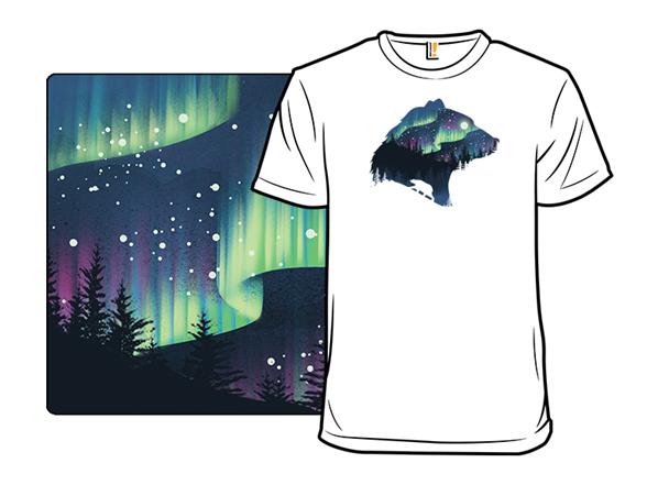 Northern Lights T Shirt