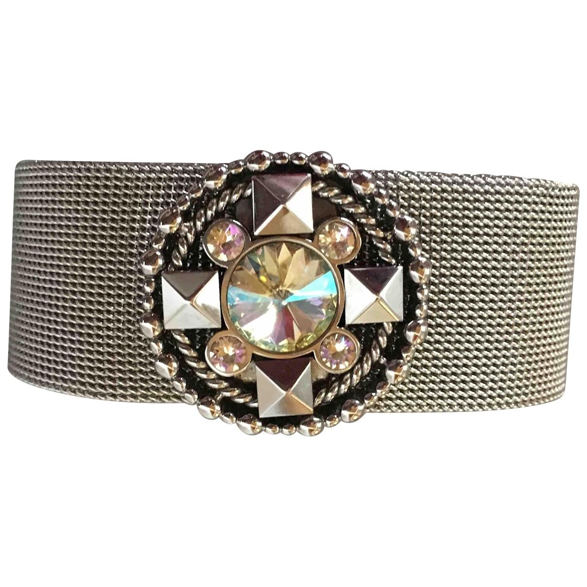 Just Cavalli - Bracelet   pour femme en metal - argente