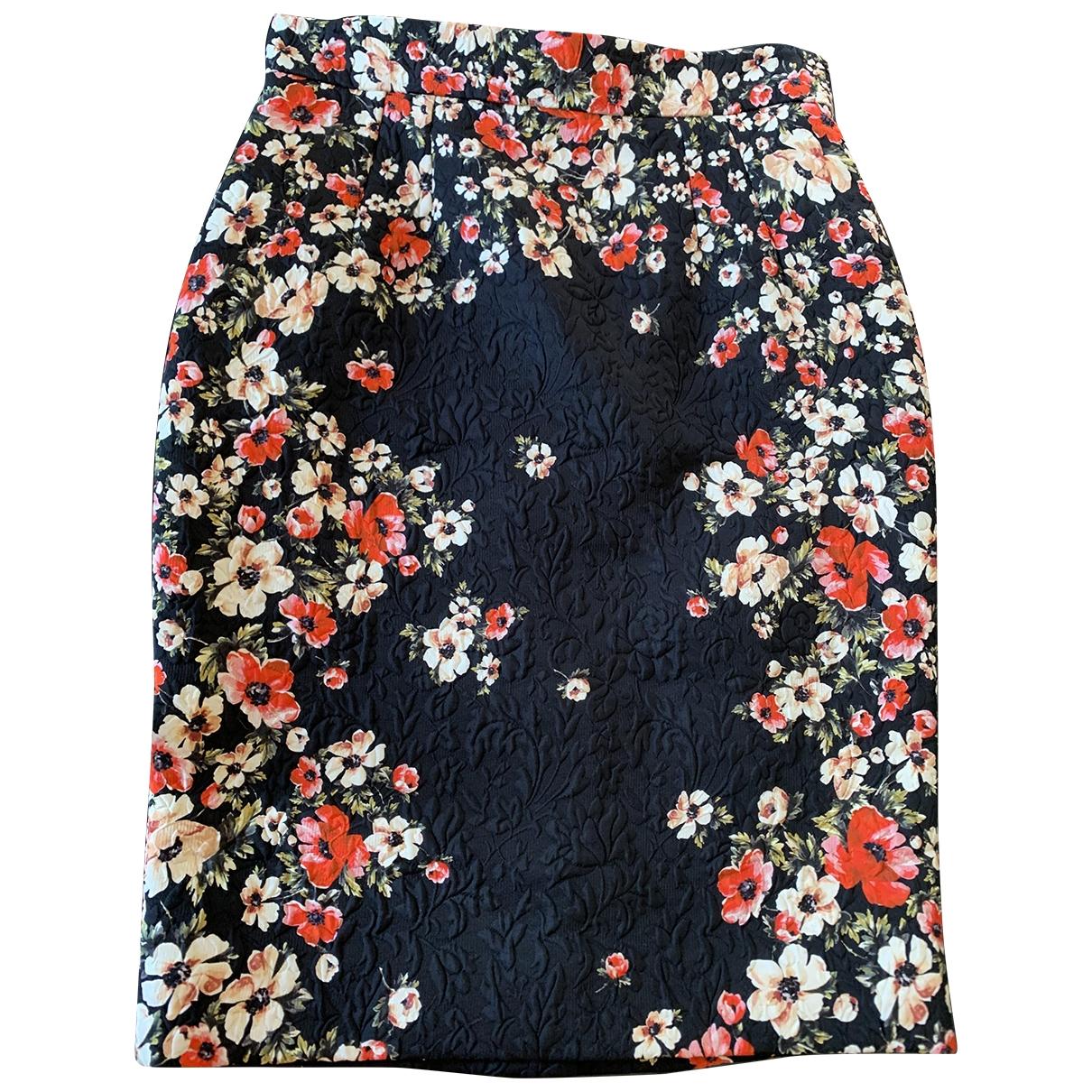 Dolce & Gabbana \N Black skirt for Women 46 IT