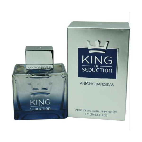 Antonio Banderas - King Of Seduction : Eau de Toilette Spray 3.4 Oz / 100 ml