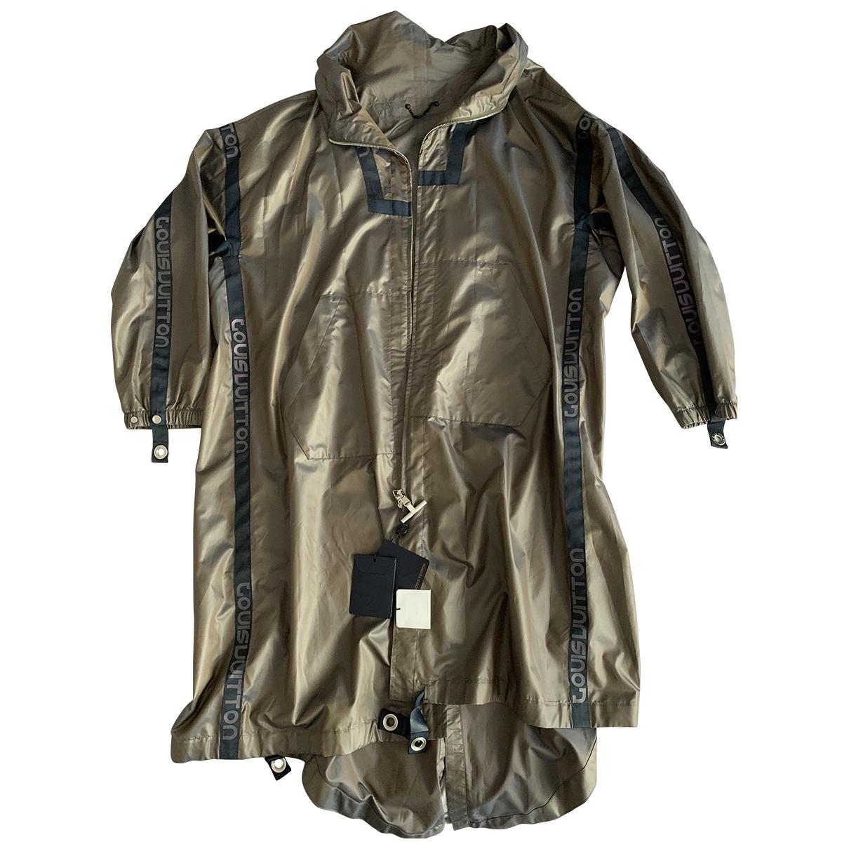 Louis Vuitton \N Brown jacket  for Men 48 FR