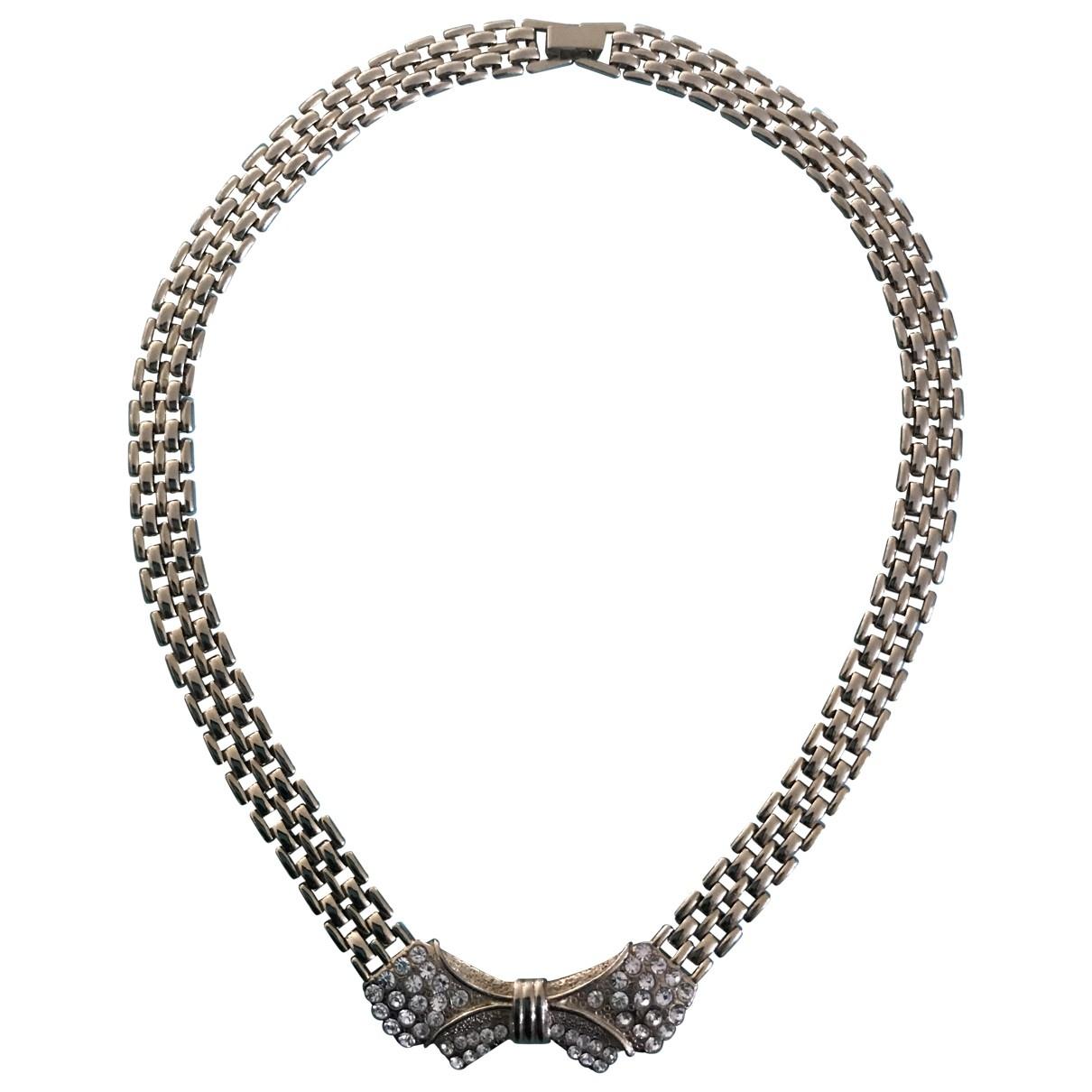 Pierre Cardin \N Kette in  Gold Kristall