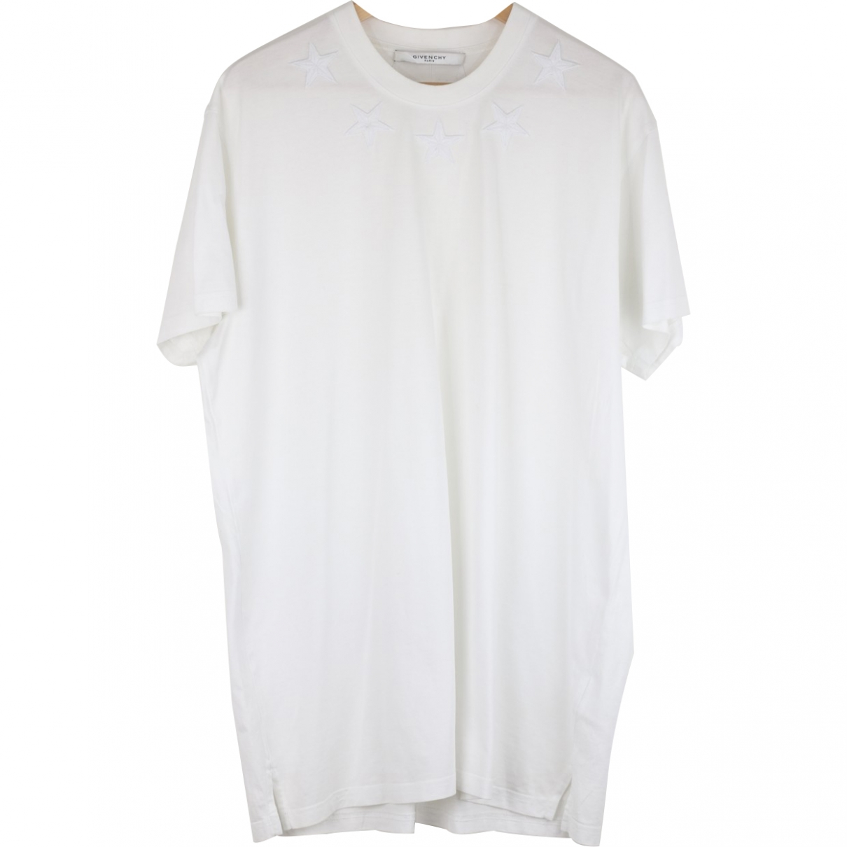 Givenchy \N T-Shirts in  Weiss Baumwolle