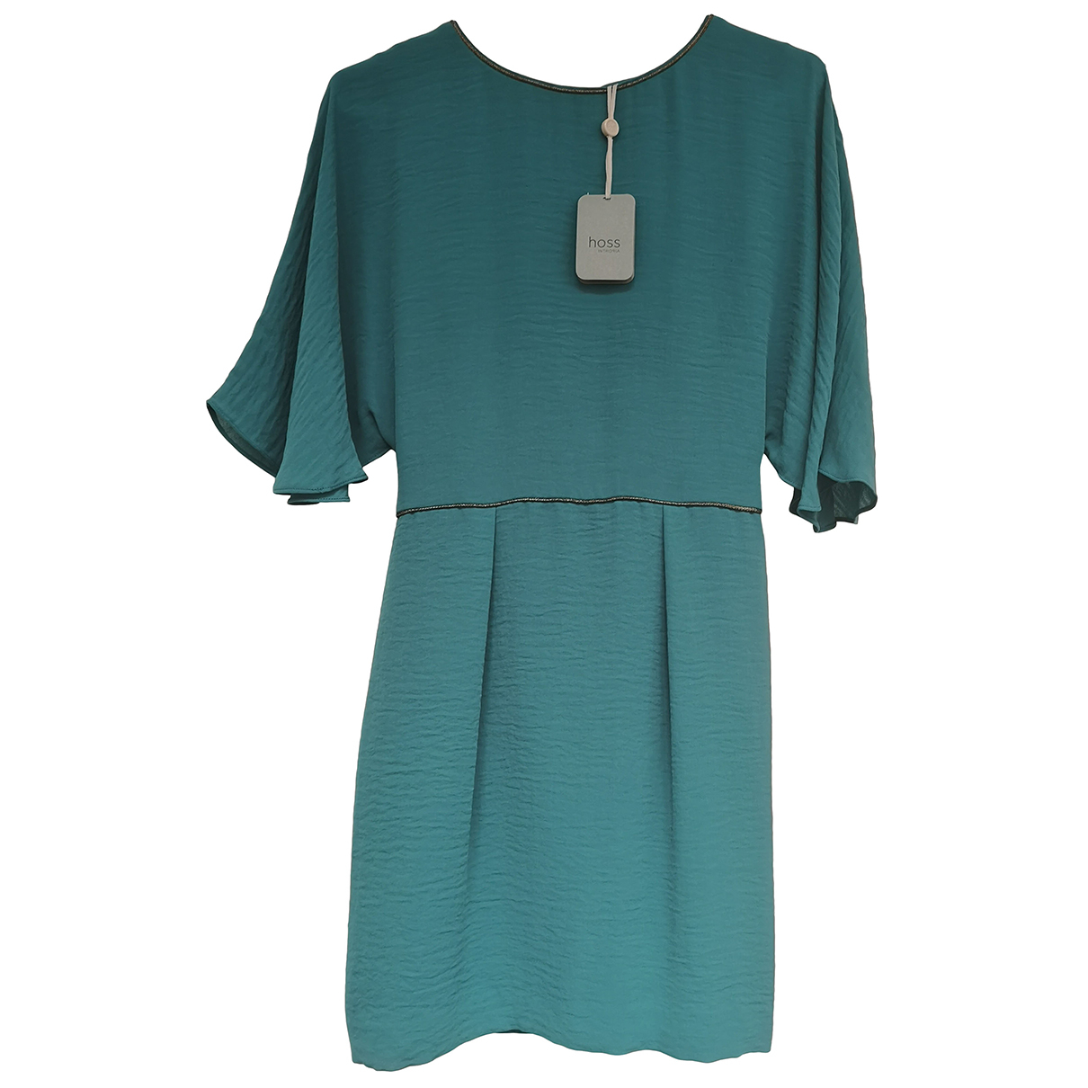 Hoss Intropia N Green dress for Women 36 IT