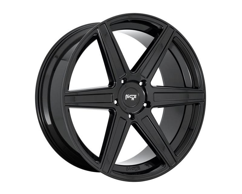 Niche M237 Carina Wheel 22x9.50 5x150 30 Gloss Black