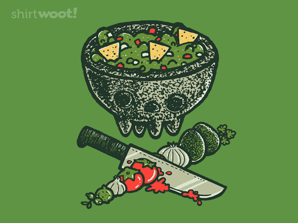 Guac The Plank T Shirt