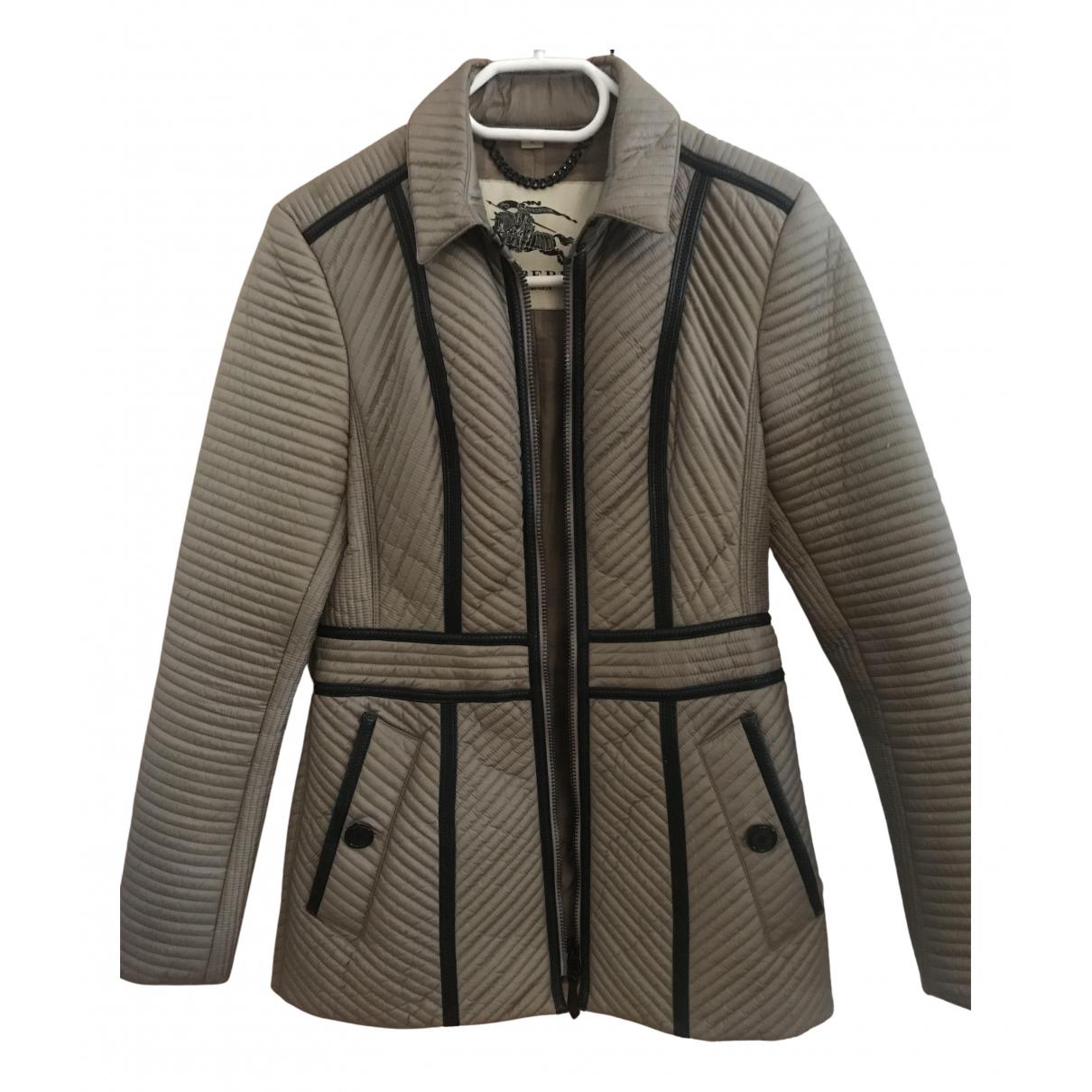 Burberry N Brown jacket for Women M International