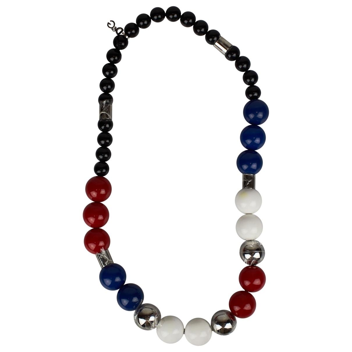 D&g - Collier   pour femme - multicolore