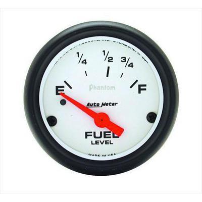 Auto Meter Phantom Electric Fuel Level Gauge - 5814