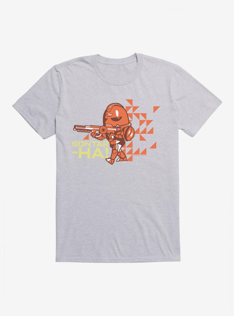 Doctor Who Sontaran T-Shirt